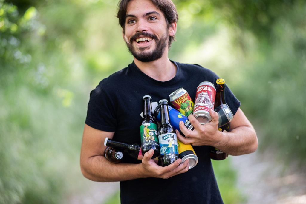Cervesa Artesana Guineu