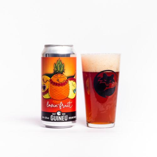 Cerveza artesana Guineu Lovin' Fruit