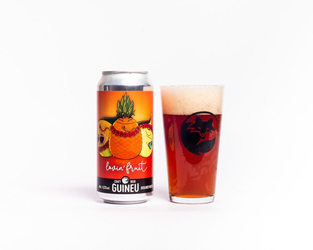 Guineu Lovin' Fruit