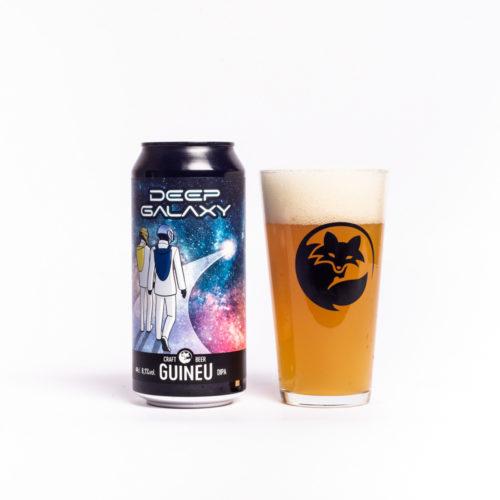 Cervesa Guineu Deep Galaxy