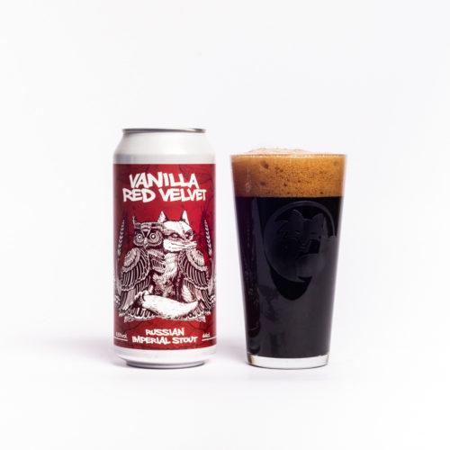 cerveza guineu vanilla red velvet